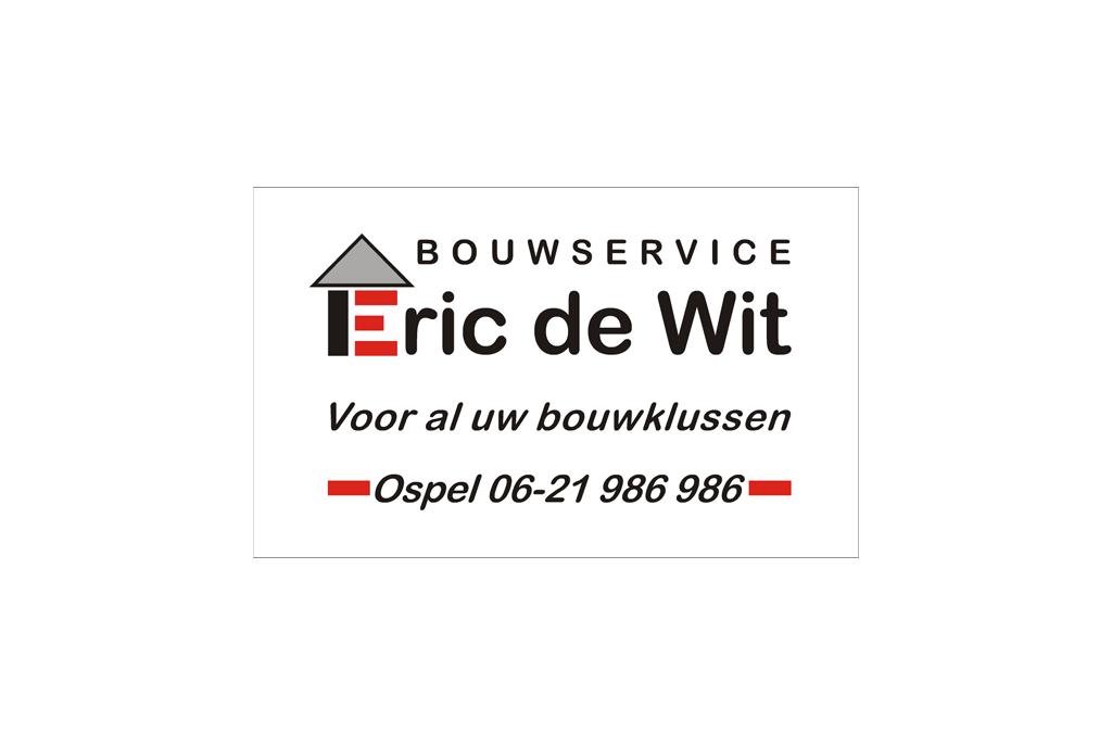 Bouwservice Eric de Wit